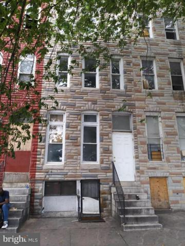 506 E North Avenue, BALTIMORE, MD 21202 (#1008341598) :: Labrador Real Estate Team