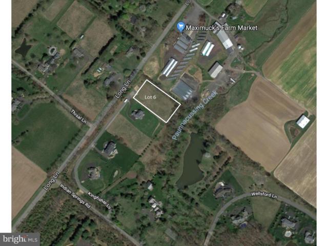 Lot 6 Kingfisher Lane, MECHANICSVILLE, PA 18934 (#1008341872) :: Colgan Real Estate