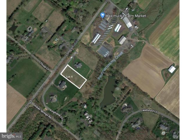 Lot 4 Kingfisher Lane, MECHANICSVILLE, PA 18934 (#1008341946) :: Colgan Real Estate