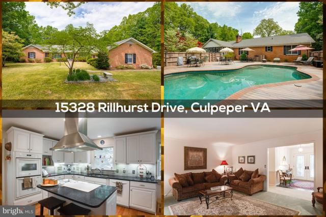 15328 Rillhurst Drive, CULPEPER, VA 22701 (#1008342522) :: Remax Preferred | Scott Kompa Group