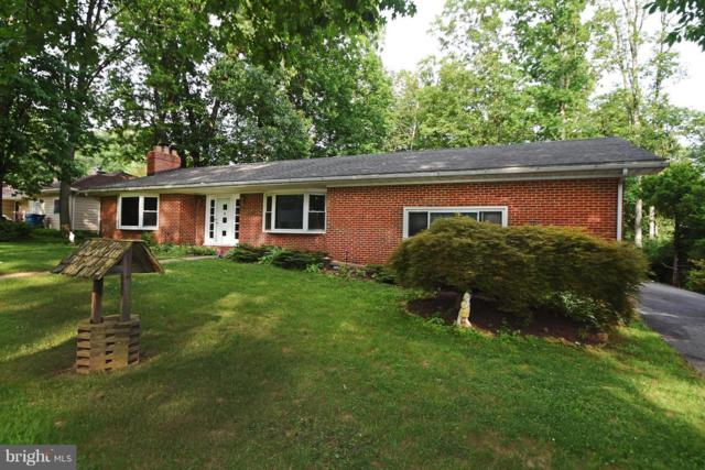 1621 Exeter Road, WESTMINSTER, MD 21157 (#1008342630) :: The Maryland Group of Long & Foster