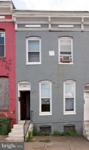 2015 E. Oliver Street, BALTIMORE, MD 21213 (#1008342732) :: Labrador Real Estate Team