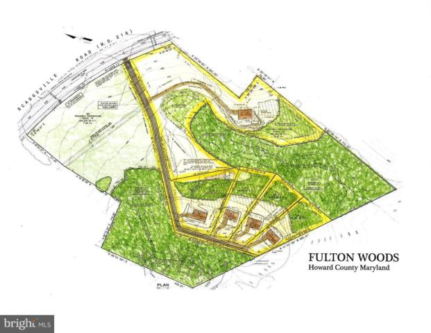 LOT 6 Scaggsville Road, FULTON, MD 20759 (#1008343330) :: ExecuHome Realty