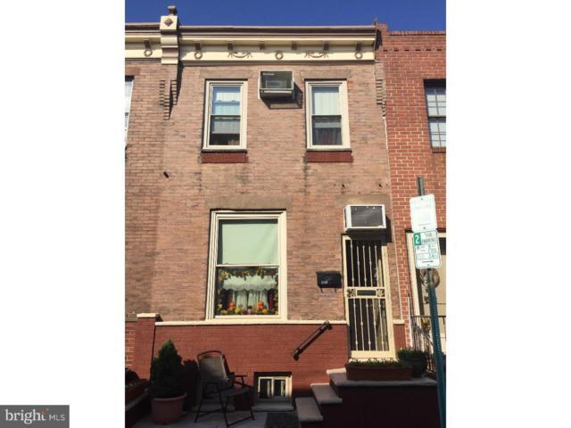 2634 S Juniper Street, PHILADELPHIA, PA 19148 (#1008343468) :: The John Collins Team
