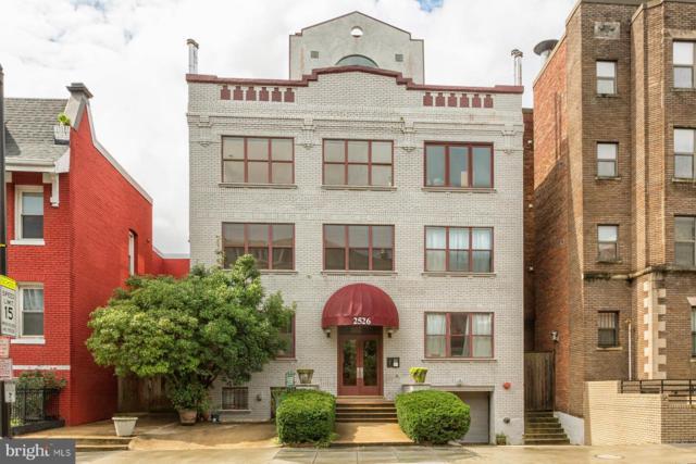 2526 17TH Street NW #301, WASHINGTON, DC 20009 (#1008344392) :: Crossman & Co. Real Estate