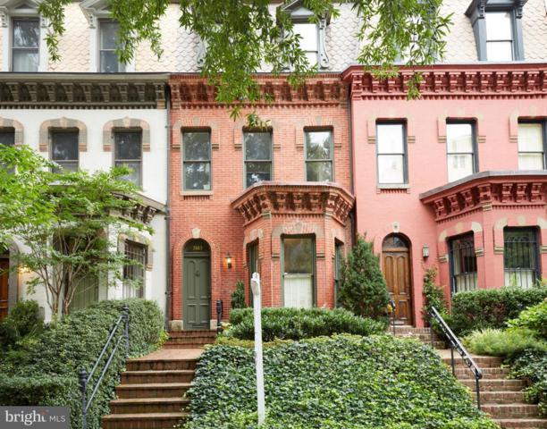 2013 N Street NW, WASHINGTON, DC 20036 (#1008347376) :: The Putnam Group