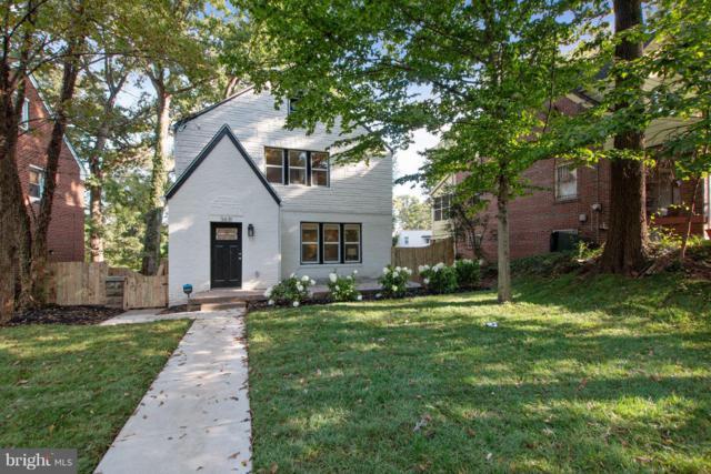 3631 Alabama Avenue SE, WASHINGTON, DC 20020 (#1008347662) :: Dart Homes