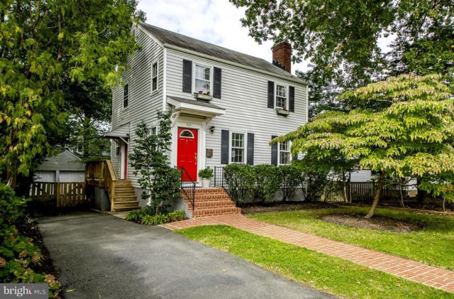 814 Harrison Street N, ARLINGTON, VA 22205 (#1008347676) :: Colgan Real Estate