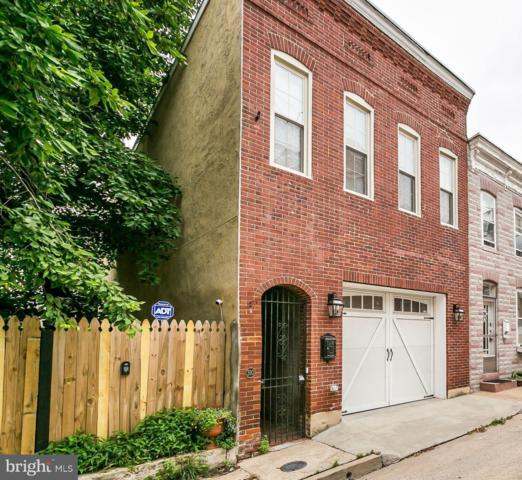 310 Durham Street S, BALTIMORE, MD 21231 (#1008348454) :: The Putnam Group