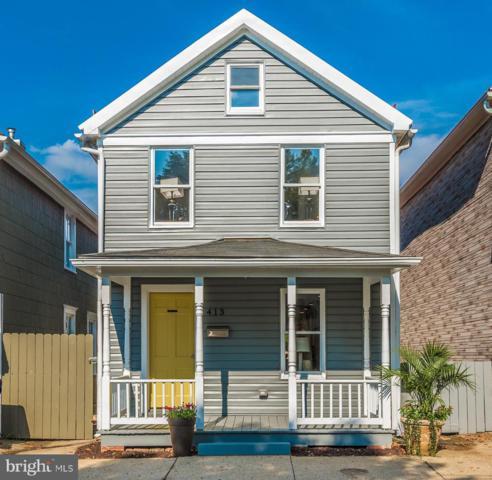 413 Bentz Street N, FREDERICK, MD 21701 (#1008348578) :: Great Falls Great Homes