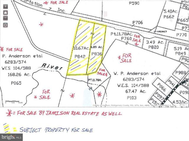 Mouth Of Monocacy Road, DICKERSON, MD 20842 (#1008348726) :: Blue Key Real Estate Sales Team