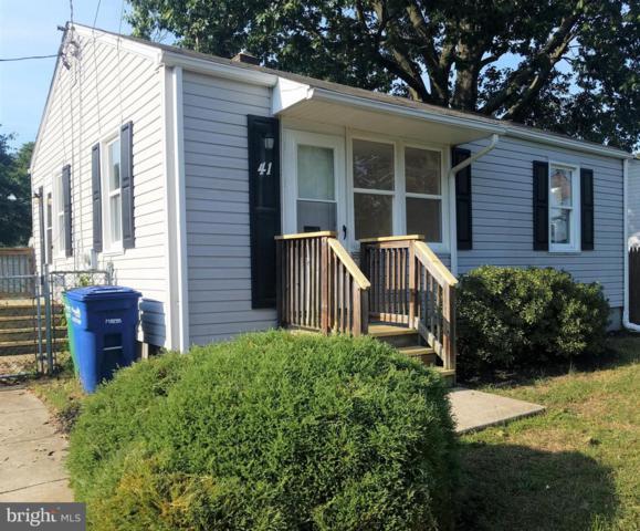 41 Aberdeen Avenue, ABERDEEN, MD 21001 (#1008349170) :: Colgan Real Estate