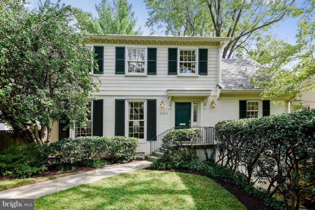 2205 46TH Street NW, WASHINGTON, DC 20007 (#1008349488) :: Remax Preferred | Scott Kompa Group