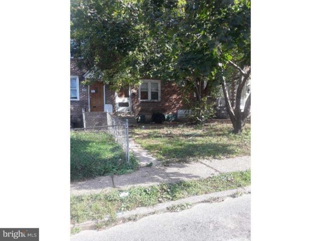 225 W 21ST Street, CHESTER, PA 19013 (#1008349536) :: Remax Preferred | Scott Kompa Group