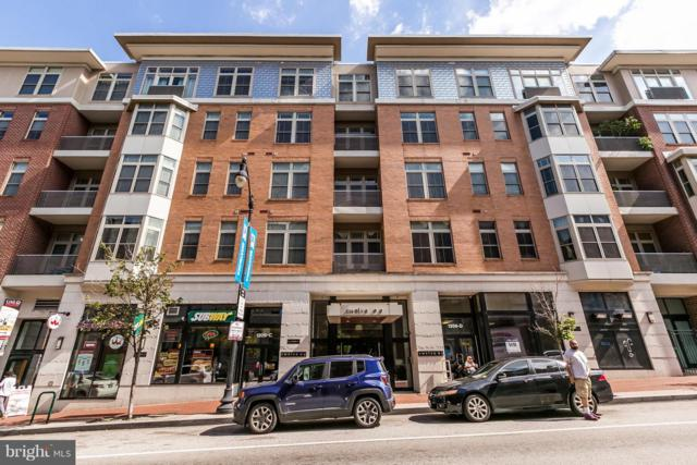 1209 N Charles Street #312, BALTIMORE, MD 21201 (#1008353444) :: SURE Sales Group