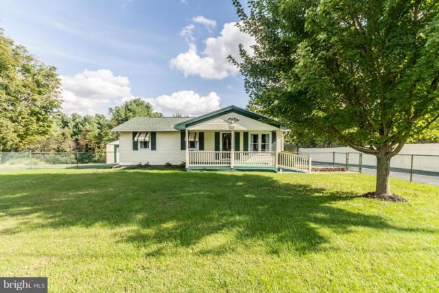 316 Old Bethel Church Road, WINCHESTER, VA 22603 (#1008353500) :: Green Tree Realty