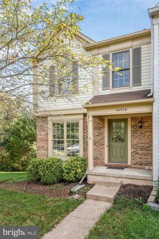 20928 Pioneer Ridge Terrace, ASHBURN, VA 20147 (#1008354434) :: AJ Team Realty