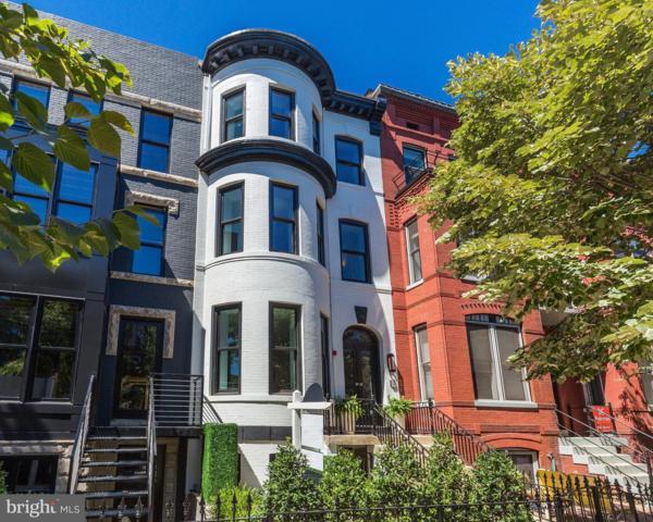 1309 R Street NW #1, WASHINGTON, DC 20009 (#1008354558) :: Crossman & Co. Real Estate