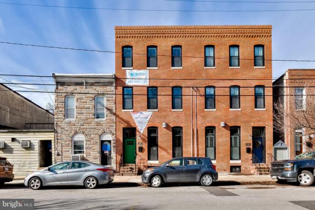1424 Hull Street, BALTIMORE, MD 21230 (#1008354598) :: AJ Team Realty