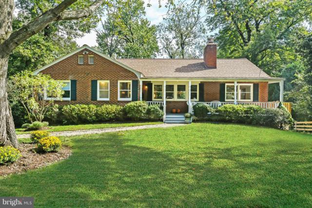 322 Van Buren Street N, FALLS CHURCH, VA 22046 (#1008355612) :: Colgan Real Estate