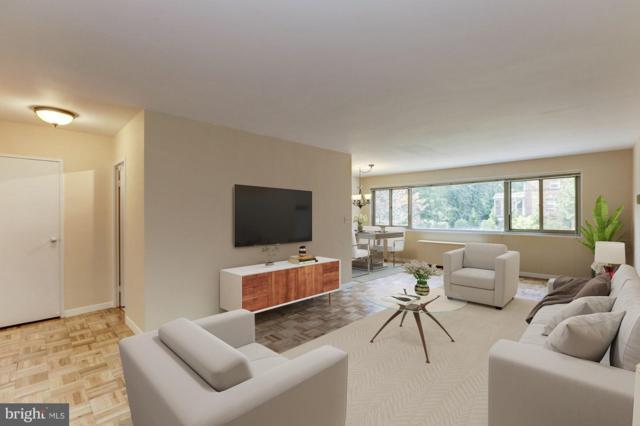4600 Connecticut Avenue NW #323, WASHINGTON, DC 20008 (#1008355850) :: The Withrow Group at Long & Foster