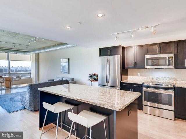 1200 Steuart Street #420, BALTIMORE, MD 21230 (#1008356596) :: The Gus Anthony Team
