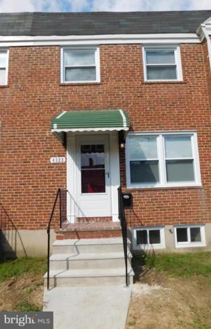 4322 Roberton Avenue, BALTIMORE, MD 21206 (#1008357066) :: The Putnam Group