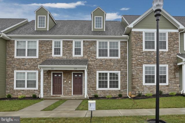 229 Springwood Drive #15, LEBANON, PA 17042 (#1008357266) :: The Craig Hartranft Team, Berkshire Hathaway Homesale Realty