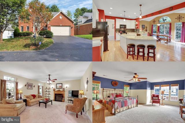 156 Preston Drive, WARRENTON, VA 20186 (#1008357318) :: Colgan Real Estate