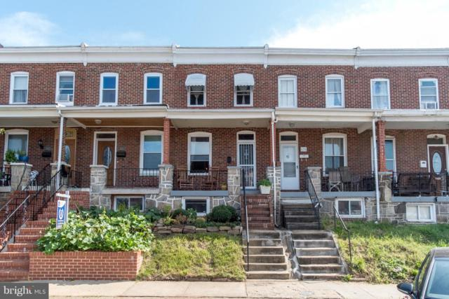 633 Oldham Street, BALTIMORE, MD 21224 (#1008357528) :: Advance Realty Bel Air, Inc