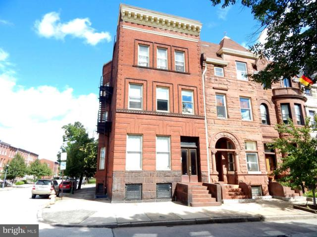 1829 Eutaw Place, BALTIMORE, MD 21217 (#1008357918) :: AJ Team Realty
