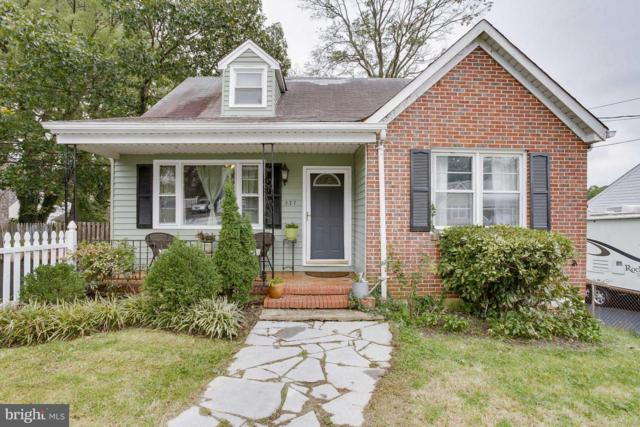 327 Second Avenue, BALTIMORE, MD 21227 (#1008361064) :: Advance Realty Bel Air, Inc