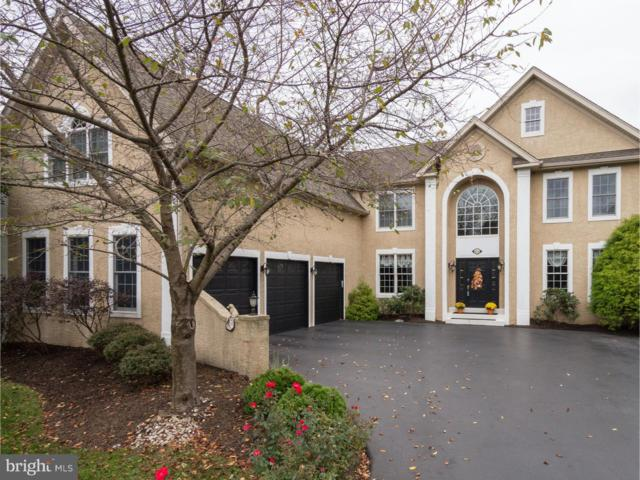 253 Rivercrest Drive, PHOENIXVILLE, PA 19460 (#1008362580) :: Colgan Real Estate