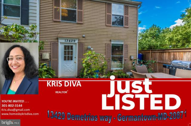 13429 Demetrias Way, GERMANTOWN, MD 20874 (#1008363028) :: The Putnam Group