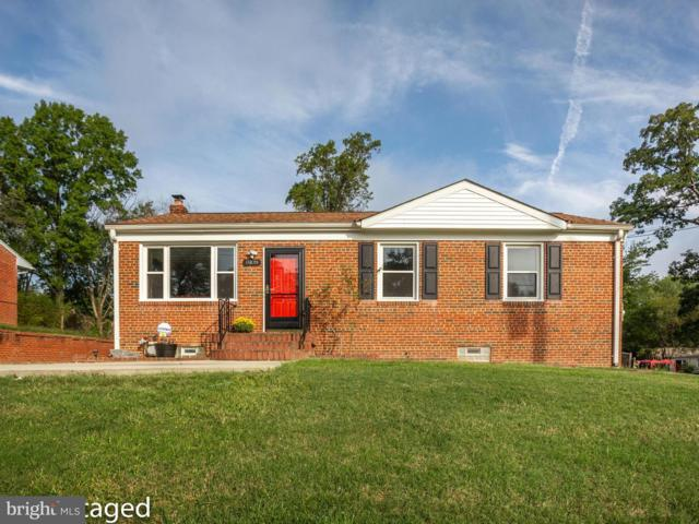 8108 Dogwood Lane, DISTRICT HEIGHTS, MD 20747 (#1008593232) :: TVRG Homes