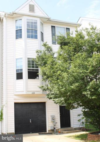 1332 Hampshire Drive, FREDERICK, MD 21702 (#1008606014) :: Keller Williams Pat Hiban Real Estate Group