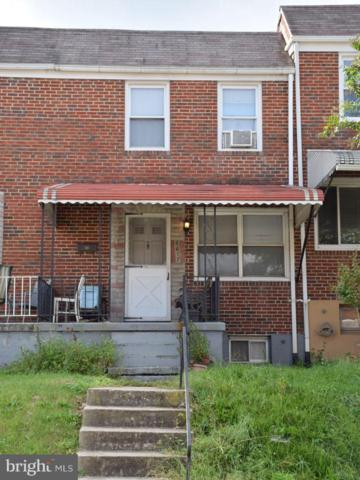 6617 Marne Avenue, BALTIMORE, MD 21224 (#1008693200) :: Remax Preferred | Scott Kompa Group