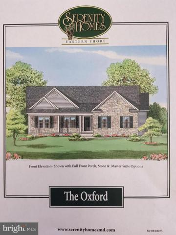 LOT 3 Maplewood Drive, RIDGELY, MD 21660 (#1008747486) :: Brandon Brittingham's Team