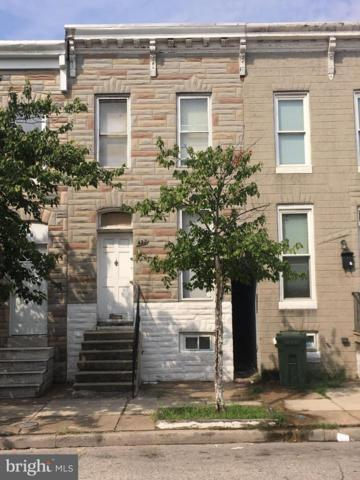 422 N Patterson Park Avenue, BALTIMORE, MD 21231 (#1008892242) :: ExecuHome Realty