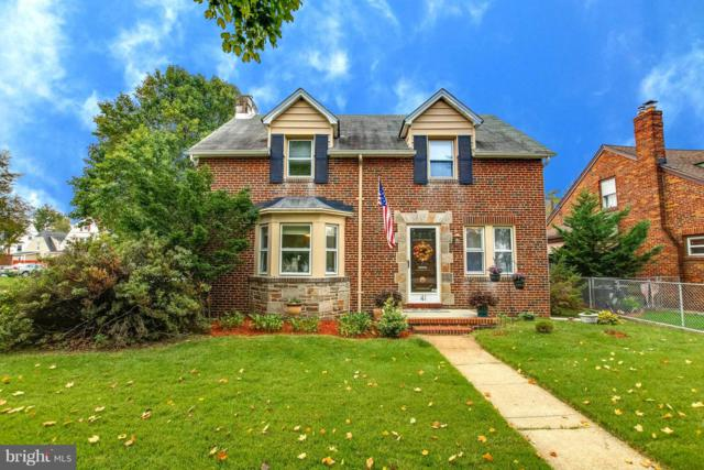 41 Liberty Parkway, BALTIMORE, MD 21222 (#1009130484) :: AJ Team Realty