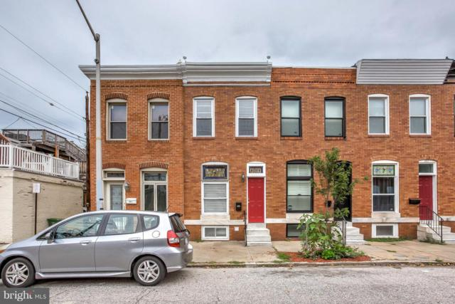 803 Eaton Street S, BALTIMORE, MD 21224 (#1009149994) :: SURE Sales Group