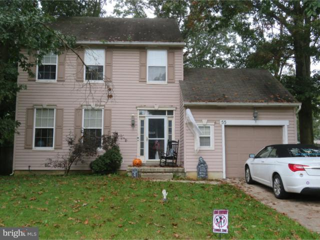 55 Brearly Drive, SICKLERVILLE, NJ 08081 (#1009175316) :: Colgan Real Estate