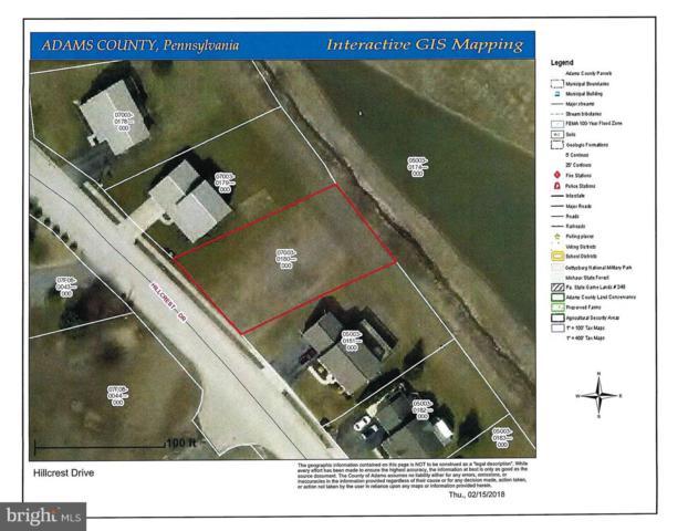 0 Hillcrest Drive #25, BIGLERVILLE, PA 17307 (#1009188808) :: Liz Hamberger Real Estate Team of KW Keystone Realty