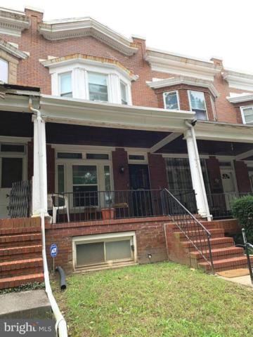621 N Rosedale Street, BALTIMORE, MD 21216 (#1009209326) :: The Maryland Group of Long & Foster Real Estate