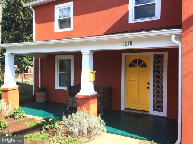 1018 Avon Street, CHARLOTTESVILLE, VA 22902 (#1009224220) :: Colgan Real Estate
