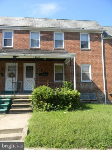 212 Culver Street, BALTIMORE, MD 21229 (#1009229114) :: Seleme Homes