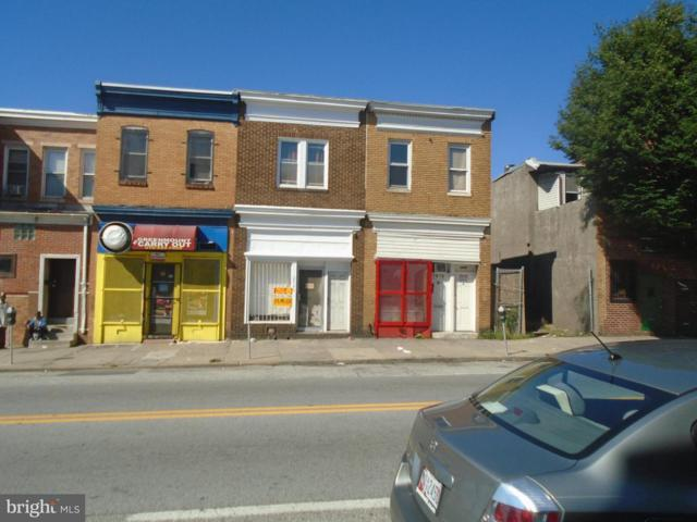 2426 Greenmount Avenue, BALTIMORE, MD 21218 (#1009230544) :: Remax Preferred | Scott Kompa Group