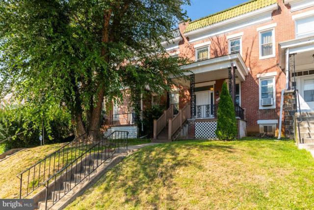 4728 Frederick Avenue, BALTIMORE, MD 21229 (#1009232270) :: Colgan Real Estate