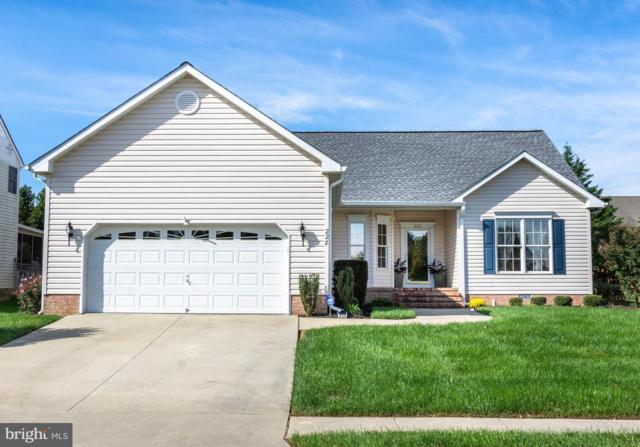 228 Mainsail Drive, STEVENSVILLE, MD 21666 (#1009292946) :: Colgan Real Estate