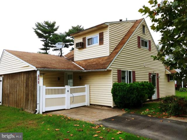 345 North Park Drive, LEVITTOWN, PA 19054 (#1009295612) :: Colgan Real Estate